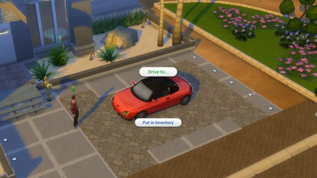 Carros Them Sims 3 - Mods The Sims 4