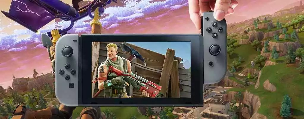 Como mudar o nome no Fortnite Nintendo Switch
