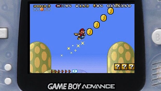 Super Mario Advance 4- Super Mario Bros. 3