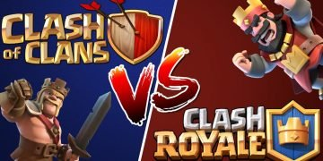 Clash Royale vs Clash of Clans
