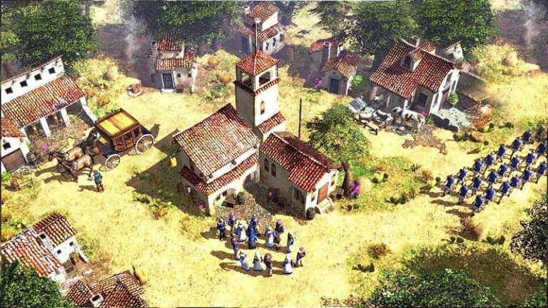 jogos como Age of Empires no Android