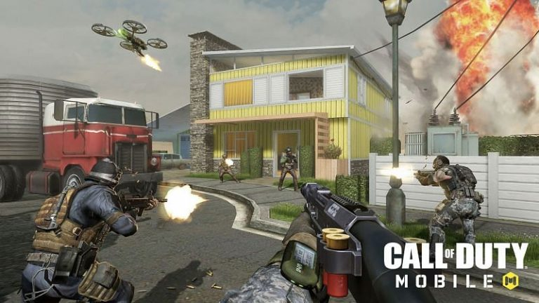 mapas presentes do COD Mobile